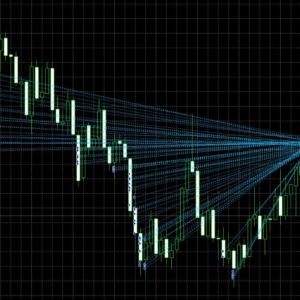 今実験中の手法のチャートのアイキャッチ画像です